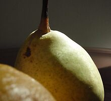 Fading Pear by amgmcpherson