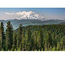 Mount Saint Helens from McClellan Overlook Photographic Print
