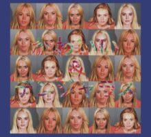 Lindsay Lohan KAWAII & DANGEROUS by Homely Pop