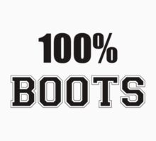 100 BOOTS Kids Clothes