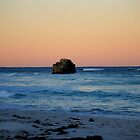 Morning Light At The Rock by Rocksygal52