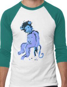 monkey ink 2 Men's Baseball ¾ T-Shirt