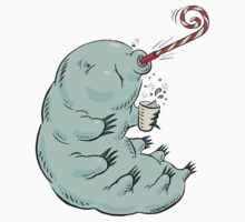 Christmas Tardigrade Kids Tee