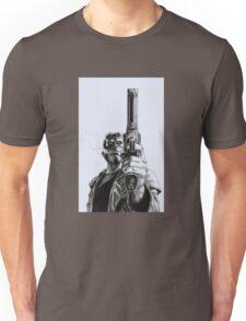 Hellboy - Clint Eastwood Pose Unisex T-Shirt