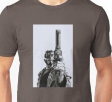 Hellboy - Clint Eastwood Pose Unisex T-Shirt