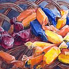 Basket of Candy by Michael Beckett