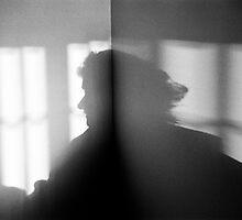 Figure shadow by David  Walker