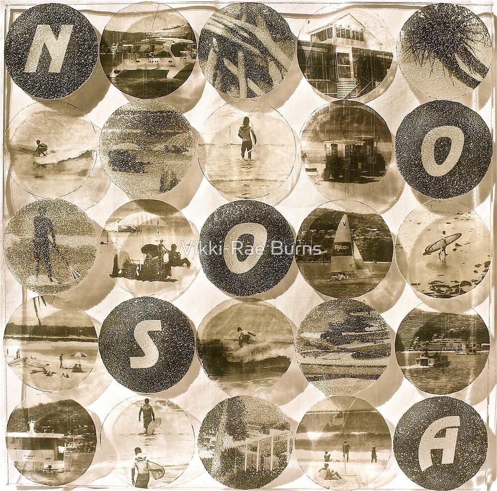 Noosa - Antiqued by Vikki-Rae Burns