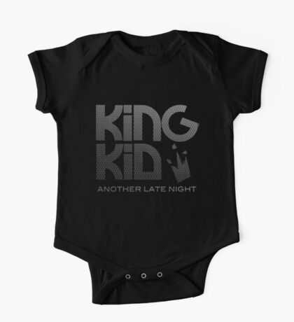 KiNG KiD Another Late Night One Piece - Short Sleeve