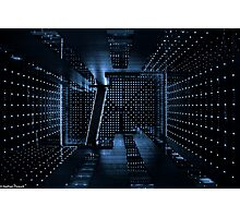 Tokyo Cyberspace Photographic Print