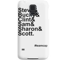 Team Captain Samsung Galaxy Case/Skin