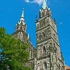 St. Lawrence Church in Nuremberg by Vac1