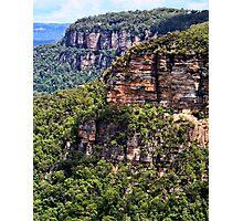 Classic Blue Mountains Landscape Photographic Print