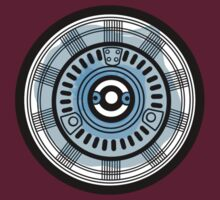 Iron Man's Palladium Core Arc Reactor by PjMann