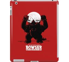 Bowser Unchained iPad Case/Skin