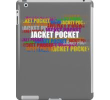 Jacket Pocket iPad Case/Skin