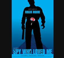 The Spy Who Loved Me - Movie Poster Unisex T-Shirt