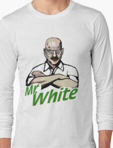 Mr. White Long Sleeve T-Shirt
