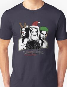 Buffy the Christmas Slayer! T-Shirt