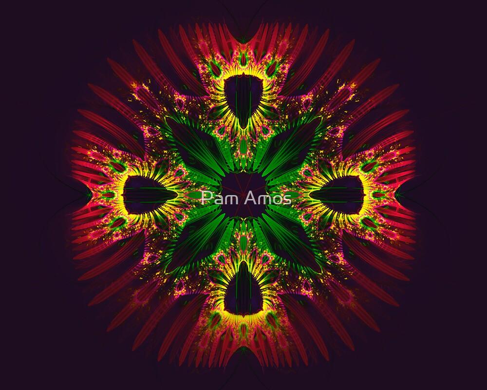 Leaf Patterns by Pam Amos