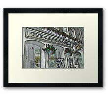 The Crutched Friar Public House Framed Print