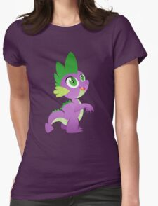 Spike Womens Fitted T-Shirt