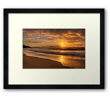 Daydream Believer - Whale Beach,Sydney - The HDR Experience Framed Print