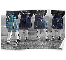 The Kilts Have It... Poster