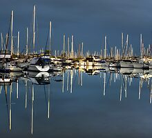 Reflections  by Ian  Clark