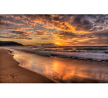 We Call It Palmie- Palm Beach, Sydney Australia - The HDR Experience Photographic Print