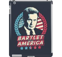Bartlet for America  iPad Case/Skin