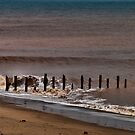 North Sea Defence by Trevor Kersley
