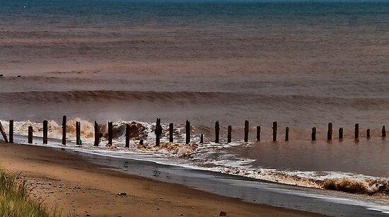 North Sea Defence by Trevor Kersley