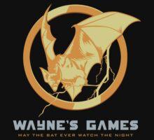 Wayne's Games Baby Tee
