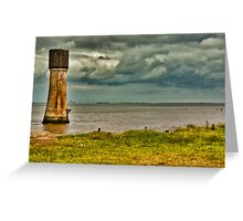 River Humber Greeting Card