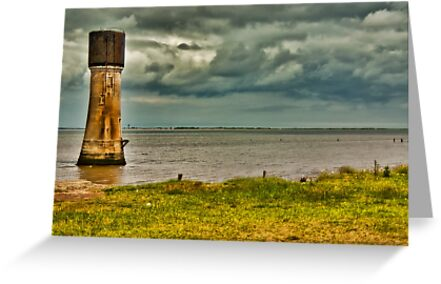 River Humber by Trevor Kersley