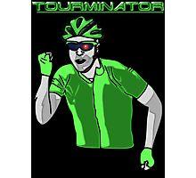 Tourminator Photographic Print