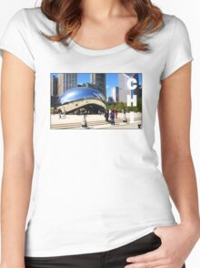 CHI Women's Fitted Scoop T-Shirt