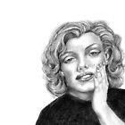 Marilyn by Alma Lee