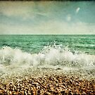 Beside the sea V by Sharon Johnstone