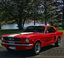1966 Ford Mustang by TeeMack