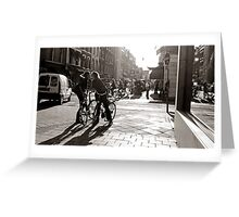 Amsterdam, PC Hooftstraat Greeting Card