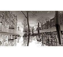 Amsterdam, Spiegelstraat Photographic Print