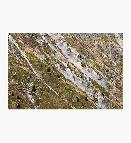 Erosion Photographic Print