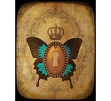 Locks & Butterfly Key 1 Photographic Print
