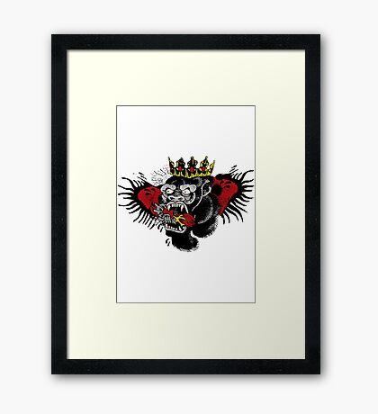 Conor Mcgregor,  Gorilla Framed Print
