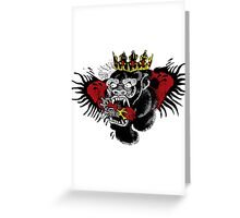 Conor Mcgregor,  Gorilla Greeting Card