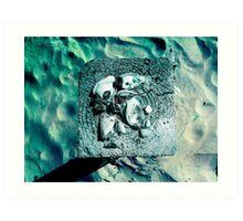High above water Art Print