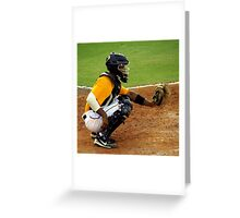 An Evening At The Game ~ Part Two Greeting Card