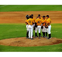 An Evening At The Game ~ Part Three Photographic Print